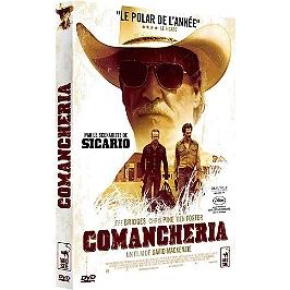 Comancheria, Dvd