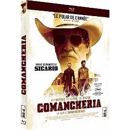 Comancheria, Blu-ray