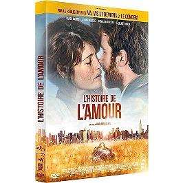 L'histoire de l'amour, Dvd