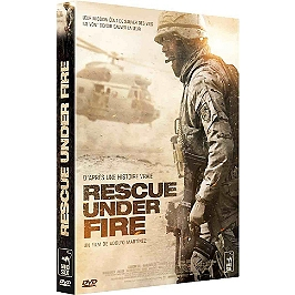 Rescue under fire, Dvd