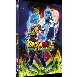 Dragon Ball super - Broly, Dvd