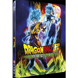 Dragon Ball super - Broly, Blu-ray