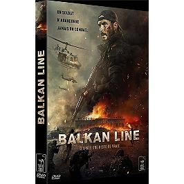 Balkan line, Dvd