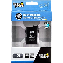 Batterie rechargeable 1800 (PSP)