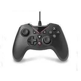 Manette filaire noire Switch (SWITCH)