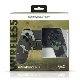 Manette bluetooth - Camouflage (PS4)