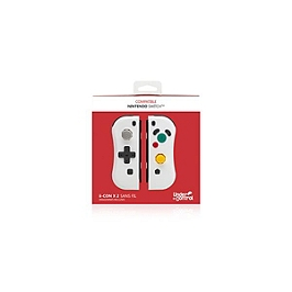 Manette ii-con gamecube blanche pour switch (SWITCH)