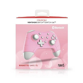 Manette switch bluetooth - pinki (SWITCH)