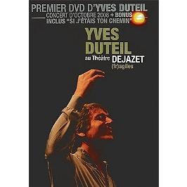 En concert au théâtre Dejazet - (Fr)agiles, Dvd Musical