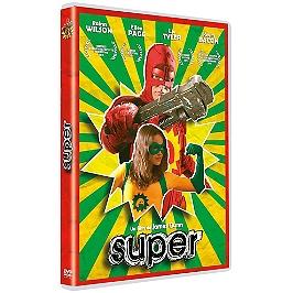 Super, Dvd