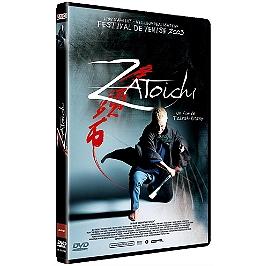 Zatoichi, Dvd