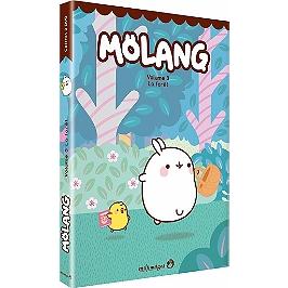 Mölang, saison 1, vol. 3 : la forêt, Dvd