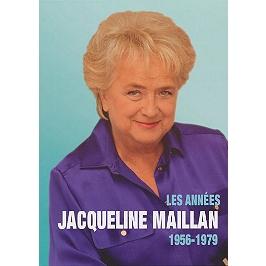 Les années Jacqueline Maillan 1956-1979, Dvd