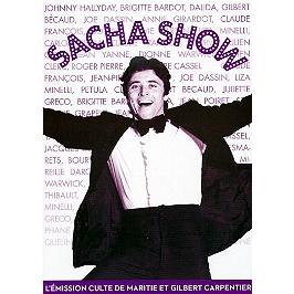 Sacha show, Dvd