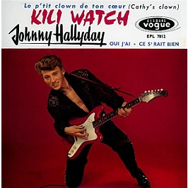 Kili watch, CD Digipack