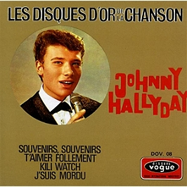 Les disques d'or de la chanson, CD Digipack