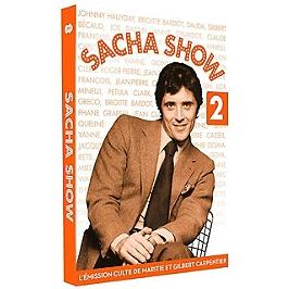 Sacha show 2, Dvd