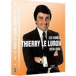 Coffret les années Thierry le Luron, 1970 - 1986, Dvd