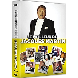 Coffret le meilleur de Jacques Martin, Dvd