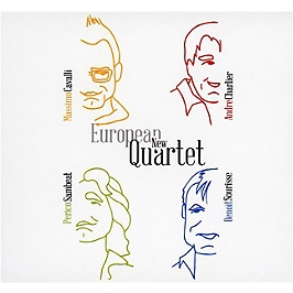 European new quartet, CD Digipack