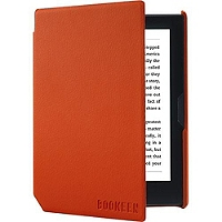Etui de protection orange liseuse Cybook Muse