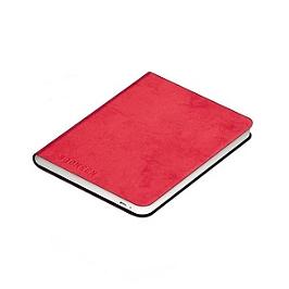 Couverture liseuse Diva - classic rouge