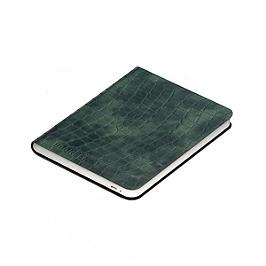 Couverture liseuse Diva - crocolife vert