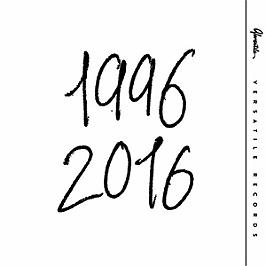 1996-2016 20 ans Versatile Records, CD