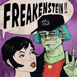 Freakenstein, CD