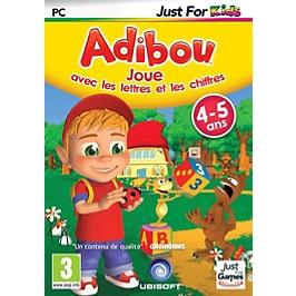 Adibou joue avec les chiffres et les lettres (4/5 ans) (PC)