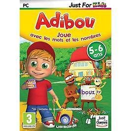 Adibou joue avec les mots et les nombres (5/6 ans) (PC)