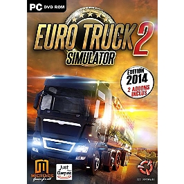 Euro truck 2 simulator - édition gold (PC)