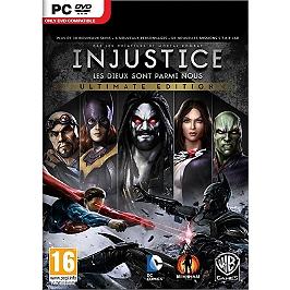 Injustice: les dieux sont parmi nous (PC)