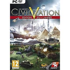 Civilization V - jeu de l'année (PC)