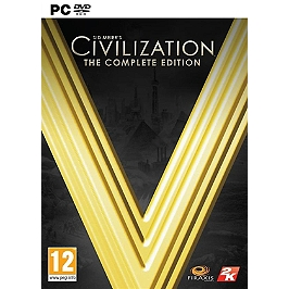 Civilization V - édition complete (PC)