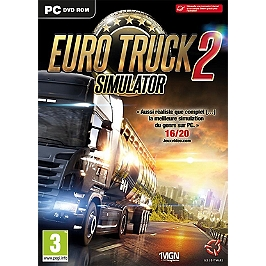 Euro truck 2 simulator (PC)