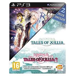 Tales of Xillia 1 & tales of Xillia 2 (PS3)