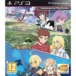 Tales of Graces & tales of Symphonia (PS3)
