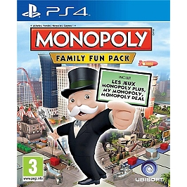 Monopoly - édition deluxe (PS4)