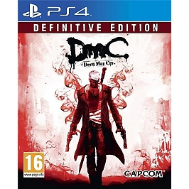 DmC Devil May Cry - Definitive Edition (PS4)