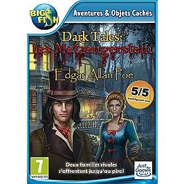 Dark tales : Metzengerstein par Edgar Allan Poe (PC)