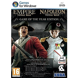 Empire & Napoleon Total War (PC)
