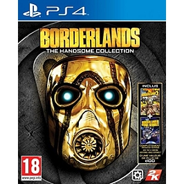 Borderlands - the handsome collection (PS4)