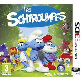 Les Schroumpfs (3DS)
