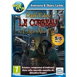Dark tales : le corbeau par Edgar Allan Poe (PC)