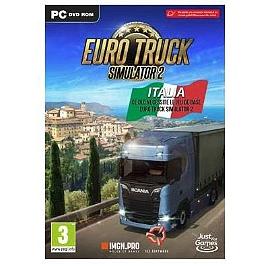 Euro truck simulator 2 : Italy (PC)