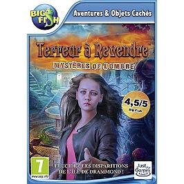 Terreur à Revendre (10) Mystères de l'Ombre (PC)