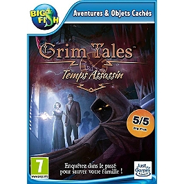 Grim Tales (14) the time traveler (PC)