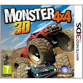 Monster 4X4 3D (3DS)
