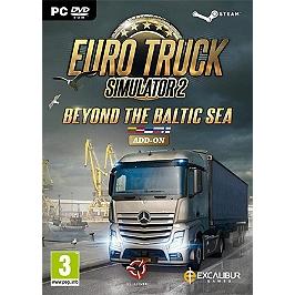 Euro truck simulator 2 DLC beyond the baltic sea (PC)